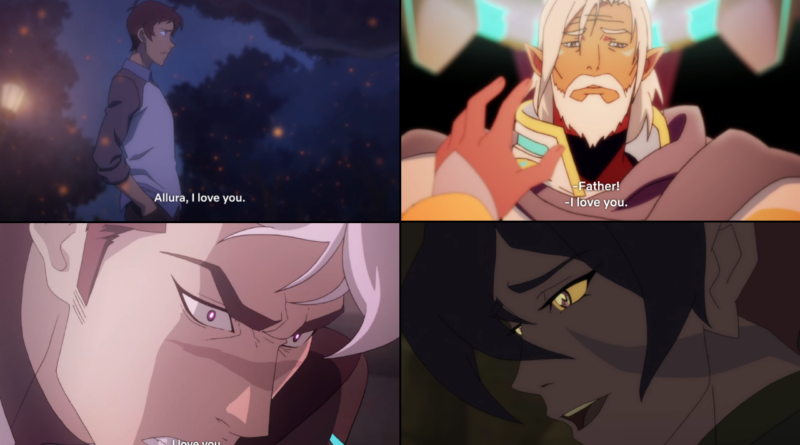 On Love and Lions Part 1: An Analysis of Love in VLD
