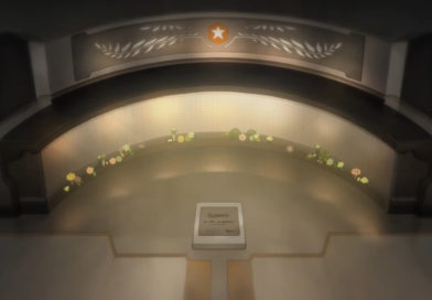 Dedicated to the memory of heroes. Admiral Sanda